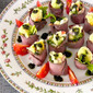 Roast Beef and Mashed Potato Salad Roll-Ups - Video Recipe