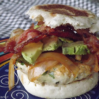 Quick and Easy Chicken Burgers Recipe