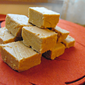 Pumpkin Spice Fudge {Week 2 of The 12 Weeks of Christmas Treats}