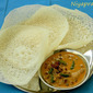 Kadala Curry with Appam (4th recipe)