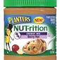 Planter's NUT-rition Energy Mix-Berry Nut and Chocolate Milk Cupcakes with Creamy Peanut Butter Frosting