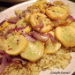 ~ Yellow Squash with Fragrant Rice ~