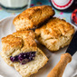 Zahtar buttermilk biscuit and my first days in London