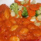 Olive Garden's Gnocchi With Spicy Tomato and Wine Sauce
