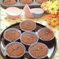 Chocolate cupcakes/muffins recipe from Joy of baking