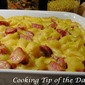 Recipe: Mac n Cheese and Kielbasa