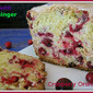 Giveaway & Cranberry Orange Bread!