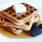 From Scratch Buttermilk Waffles