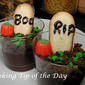 Review: Spooky Graveyard Puddings