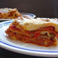 Loaded Meaty Lasagna