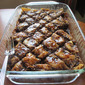 German Chocolate Baklava