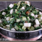 Recipe: Mooli ke Patte ki Sabji - Radish Greens - Vegan