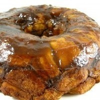 Pumpkin Caramel Monkey Bread Made Skinny!