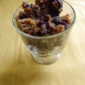 Blueberry Crock pot Crisp