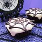 Chocolate Spider Webs