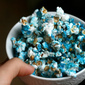 Blue Jelly Bean Popcorn