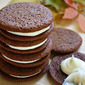 The Marriage of Spicy and Tart: Chewy Ginger Sandwich Cookies with Lemon Cream-Cheese Filling (Plus a Giveaway: Shabby Apple $50 Gift Certicate!)