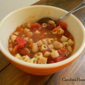 Crock Pot Vegetable Fagioli Soup