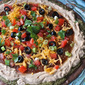 Finger Food Friday: Mexican Layer Dip