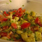 Israeli Cucumber and Tomato Salad