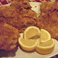 Oven Fried Chicken Breast