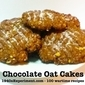 Chocolate Oat Cakes No 97