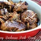 Easy Barbecue Pork Roast