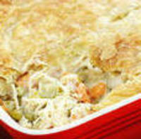 Sunday Supper Turkey Pot Pie