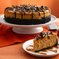 Turtle Pumpkin Cheesecake | Fall Into Flavor With #LifeMadeDelicious