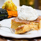 Galaktoboureko: A Classic Greek Dessert with an Autumn Flavored Twist