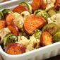 Maple Roasted Vegetables