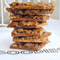 Graham Cracker Candy {Week 5 of The 12 Weeks of Christmas Treats!}