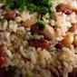 Wild faba bean rice!