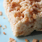 Toffee and Brown Sugar Rice Krispies Treats