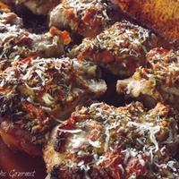 Italian Style Baked Chicken Thighs