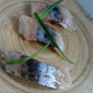 Sustainable Sushi – Mackerel Sashimi and Smoked Mackerel Sushi Rolls