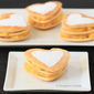 Passion Fruit Mille-Feuille / Napoleon / Custard Slice for Daring Bakers'