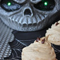 Halloween: Cafe au Lait Meringue Ghosts