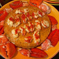 Bobby Lovera's Savory Lobster Cheesecake