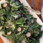 Kale Salad with Radishes, Lemon, and Parmesan