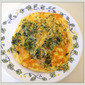 Recipe Box # 22 - Sandy'sCheesy Spinach Eggs