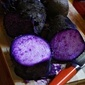Purple Yam Fudge (Halayang Ube)