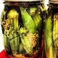 Thanksgiving sides: Okra Pickles #HollandHouseCW