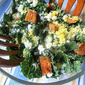 Hail to the Kale: Caesar Salad