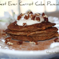 Best Ever Carrot Cake Pancakes
