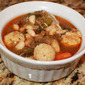 Grandma's Escarole Chicken Bread Ball Soup Recipe