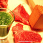 Green marinade for barbecue and how to prepare lamb chops
