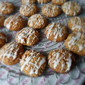 Honeyed Apricot, Oat and Walnut Cookies (Biscuits)