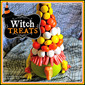 Scaring Up a Little Halloween Fun with Witch Treats! {Recipe}