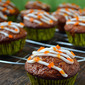 Apple Carrot Cinnamon Muffins